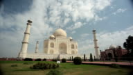 Taj Mahal Time lapse video