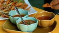 Take salsa sauce video