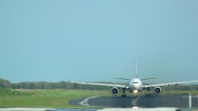 Take-off video