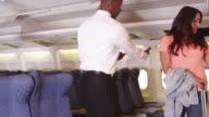 Taking a plane video