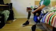 Taking my legs off video