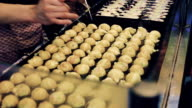 Takoyaki is a kind of Japanese food. video