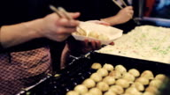 Takoyaki video