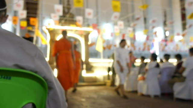 Talisman and Wat Pho during New Year video