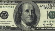 Talking 100 Dollar Bill - HD video