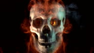 Talking Skull Fire Dancers video