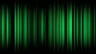 Tall Green Streaks HD Background video