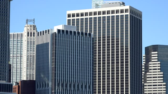 Tall Municipal Or Office Buildings video