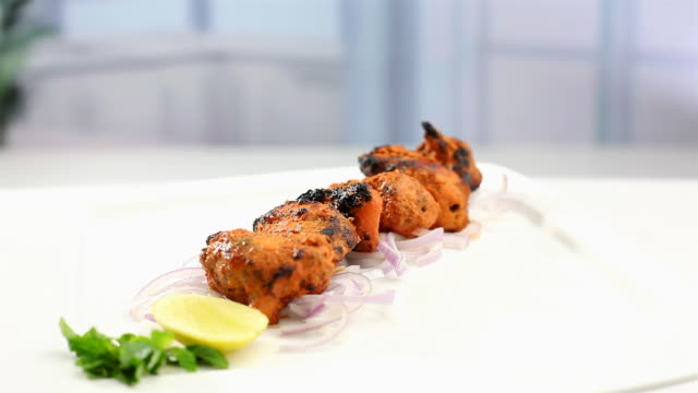 Tandoori Chicken Tikka Masala - A famous Indian Cuisine video