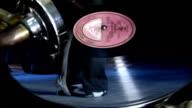Tango on the gramophone record video