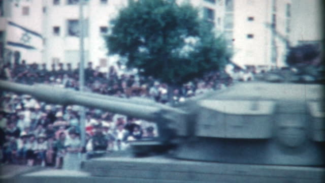 Tank Parade 1962 video