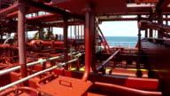 Tanker deck video