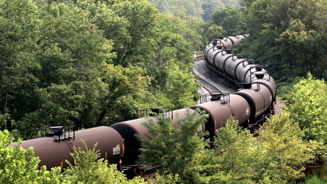 Tanker Train video