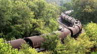Tanker Train video