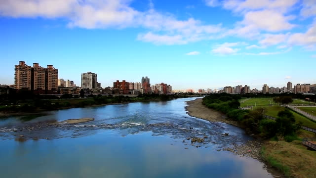 Tanshui River video