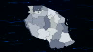 Tanzania network map video