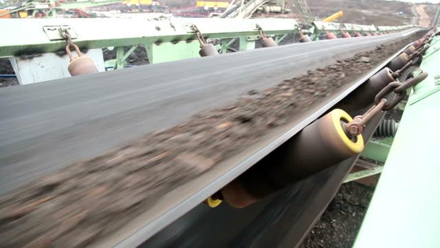 tape transport of coal video