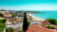 Tarragona, Costa Dorada, Spain video