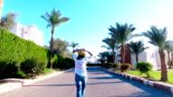 Taste of freedom, pleasure from rest in Egypt video
