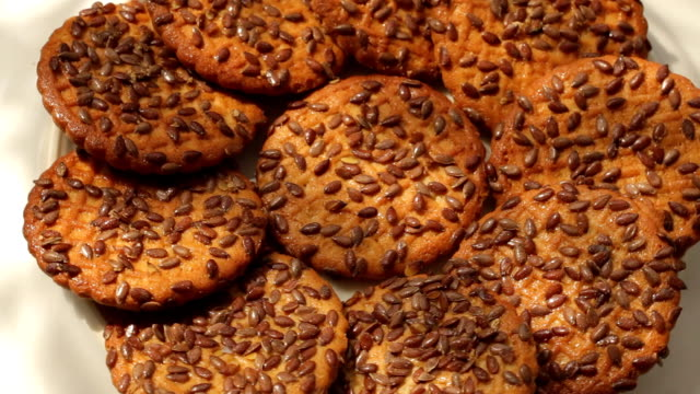 Tasty Cookies rotate video