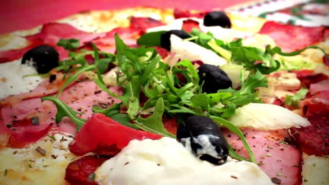 Tasty pizza video