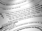 IRS W-4 Tax Form Macro video