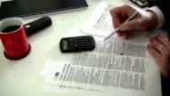 Tax Form video