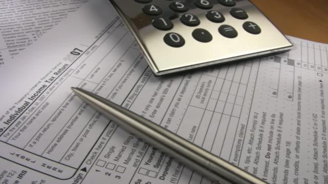 tax return series video