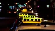 Taxi Cab video