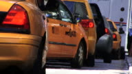 NYC Taxi Hot Day HD video