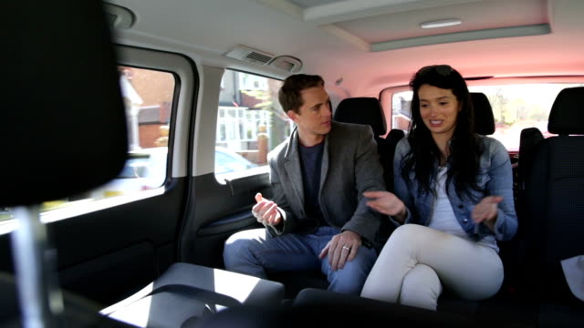 Taxi Journey video