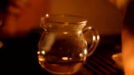 Tea ceremony. Sequence 2 video