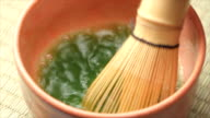 Tea ceremony video