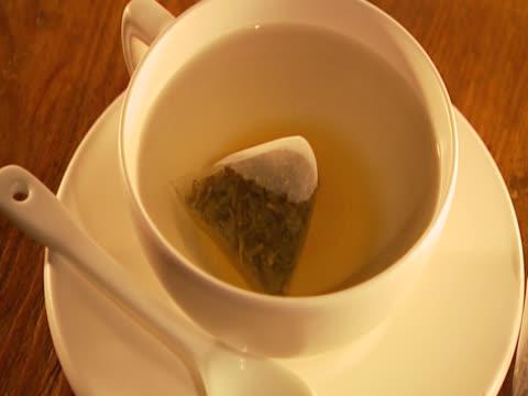 Tea cup video