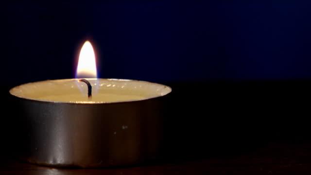 Tea light Candle video