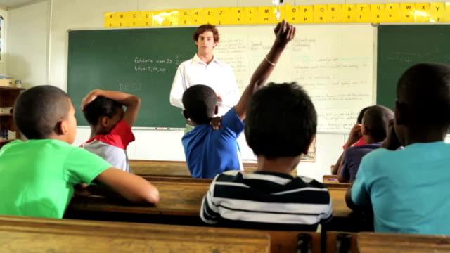 Teacher Giving Class video