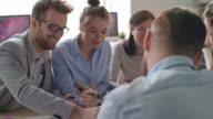Team Brainstorming video