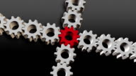 Teamwork Gears Pt.4 (Successful Leader) video