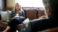 Tearful patient explains insurmountable problems video