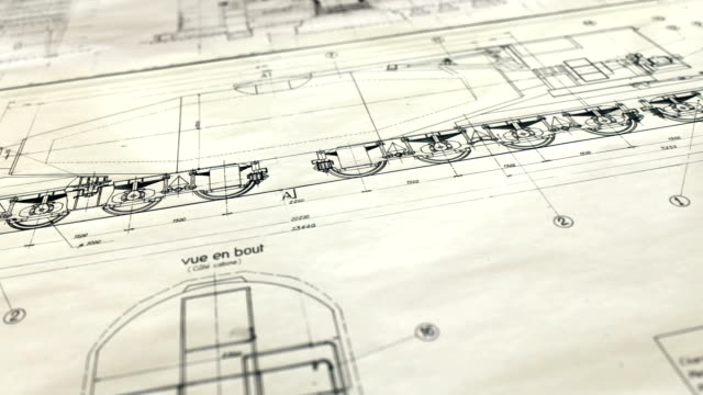 Technical Drawing video