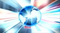Technologic Globe video