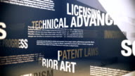 Technology Patents Related Terms video
