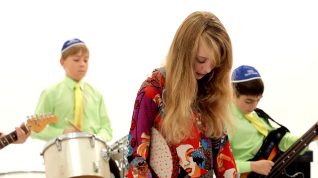 Teen band video