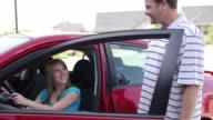 Teen Driving video
