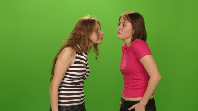 Teen Fight video