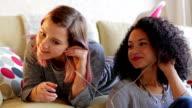 Teen headphone share    TEE video