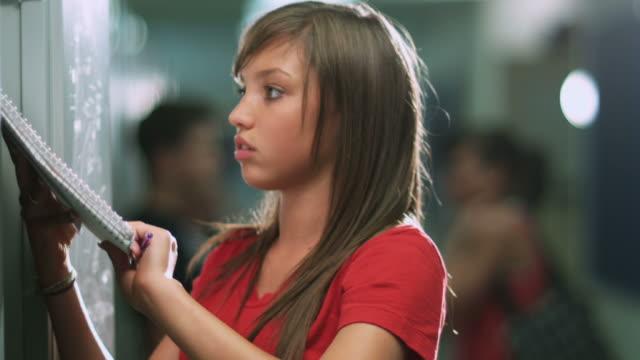 Teenage Girl Gets Bullied video