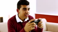 Teenager, Playstation games. video