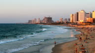 Tel Aviv in Israel video