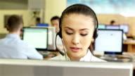 Telephone operator video